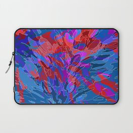 exploding coral Laptop Sleeve