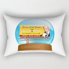 Better Call Saul! Rectangular Pillow