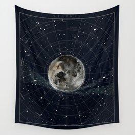 Pathfinder Night Wall Tapestry