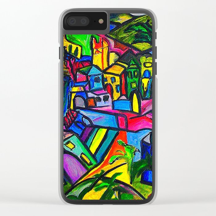DREAMSCAPES #society6 #decor #buyart Clear iPhone Case