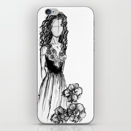 My Future Wife's Dress iPhone Skin