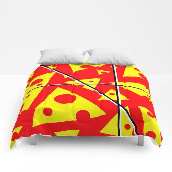 Sputter Comforters