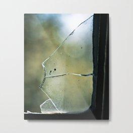 Shattered Images Metal Print