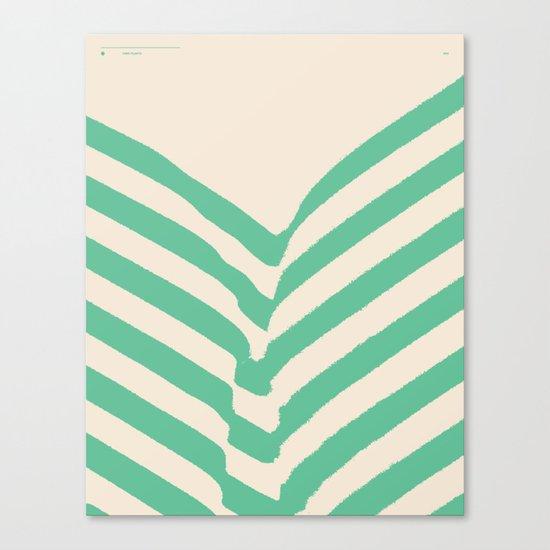 PARK PLANTS 002 — Matthew Korbel-Bowers Canvas Print