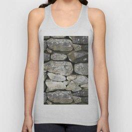 Stone wall Unisex Tank Top