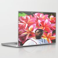 gucci Laptop & iPad Skins featuring gucci mane floral by Cree.8