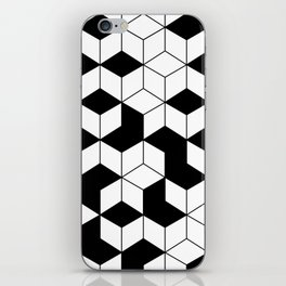 Cubed iPhone Skin