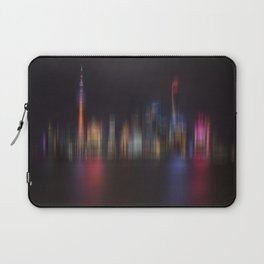 Shanghai Skyline III Laptop Sleeve