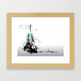 KyoDu Framed Art Print