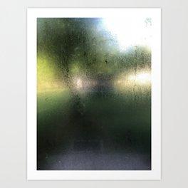 Condensation Art Print