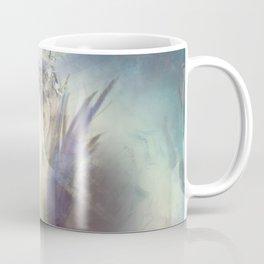 Lady feather Coffee Mug