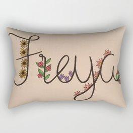 FreyaDoodle Rectangular Pillow