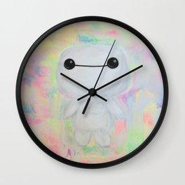 baby baymax Wall Clock