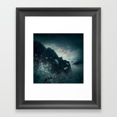 Fallen From Grace Framed Art Print