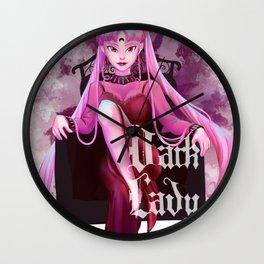 Dark Lady - Sailor Moon Wall Clock