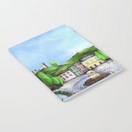 Vila Real landscape Notebook