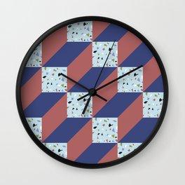 CubesIV/ Wall Clock
