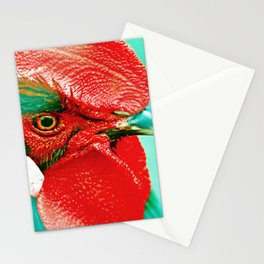 Fire Rooster Stationery Cards