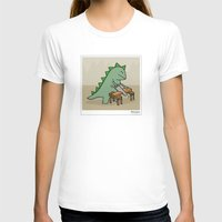 dinosaur T-shirts featuring Dinosaur by Masonic Comics