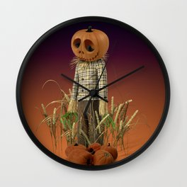 What's Up Jack? Wall Clock