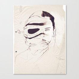 Rey Awakened Canvas Print