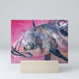 Pinkish Mini Art Print