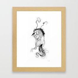 noose Framed Art Print