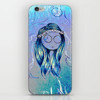 trippy iPhone & iPod Skins featuring Trippy by AndriBelieve