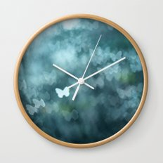 Flutter By Me Wall Clock
