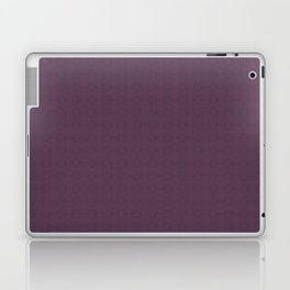 Organic Purple Laptop & iPad Skin