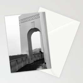 Griffith Observatory Views Stationery Cards