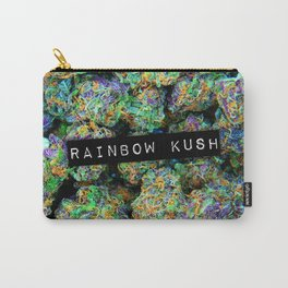 Rainbow Kush Carry-All Pouch