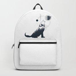 Woolf. Geometric Style Backpack