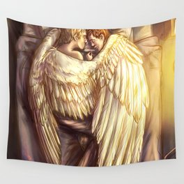 Wing Wall Tapestry