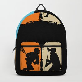 Laxing Laxer Sports For Players Lacrosse Backpack