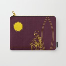 No waves, just waiting and relax (forever)... Carry-All Pouch