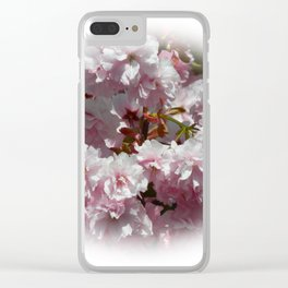 Cherry B4 Clear iPhone Case