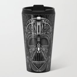 Aztec Black vader Mask iPhone 4 4s 5 5c 6, pillow case, mugs and tshirt Travel Mug