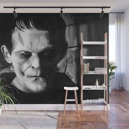 THE MONSTER of FRANKENSTEIN - Boris Karloff Wall Mural