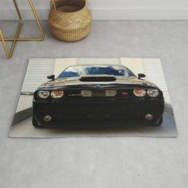 Hemi Mopar '10 Challenger Special Edition Rug