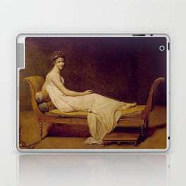 Madame Récamier Jacques Louis David Laptop & iPad Skin