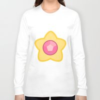 steven universe Long Sleeve T-shirts featuring Steven Universe by The Barefoot Hatter