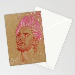 Fantasy in Pink Stationery Cards