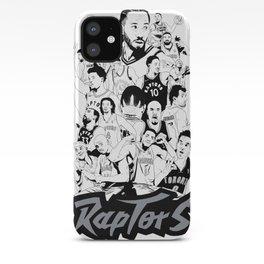 1995-2019 Raptors iPhone Case