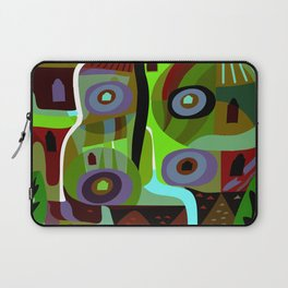Forest Green Laptop Sleeve