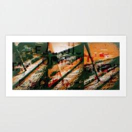 look 03 15 Art Print