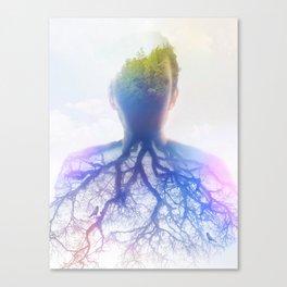 asthma Canvas Print