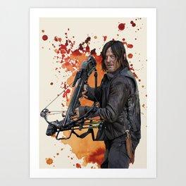 Daryl Art Print