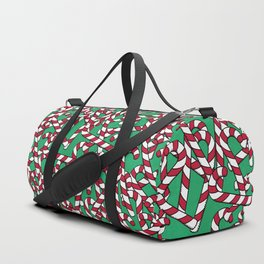 Candy Canes Duffle Bag