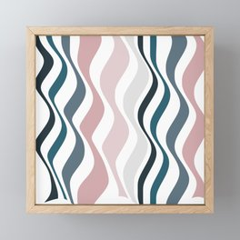 Abstract background 555 Framed Mini Art Print